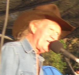 Party in the Park - Billy Joe Shaver - 18JUN10