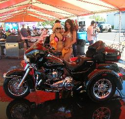 Iron Steed Harley-Davidson Bikini Bike Wash (Vacaville) - 18SEP10
