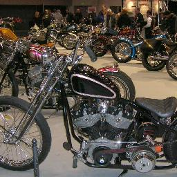 Custom Chrome Dealer Show - 20MAR11