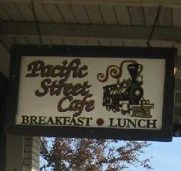 Pacific Street Cafe, Roseville - 04DEC11