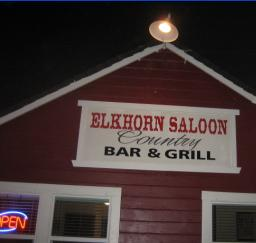 Elkhorn Saloon - Prime Rib Special Night - 18OCT12