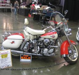 Sacramento Easyriders Bike Show Tour - 13JAN13