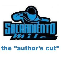 The Raz Report: the Sacramento Mile - 27JUL13