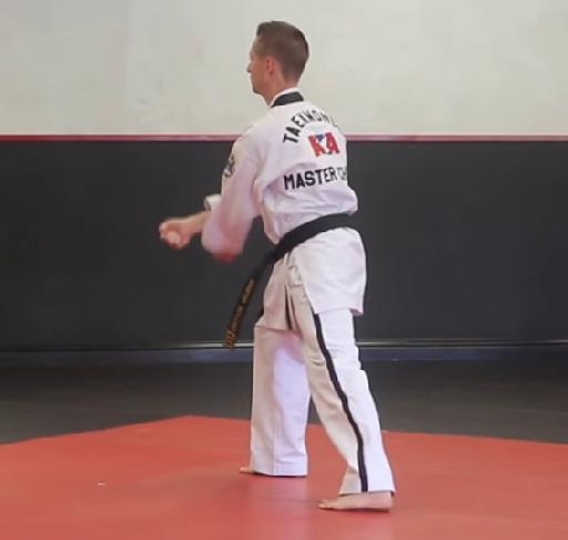 In Wah 2 Blue Belt - September 2018